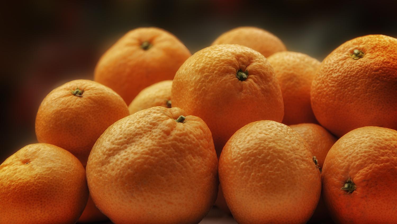 Mandarins by Rick Pappas