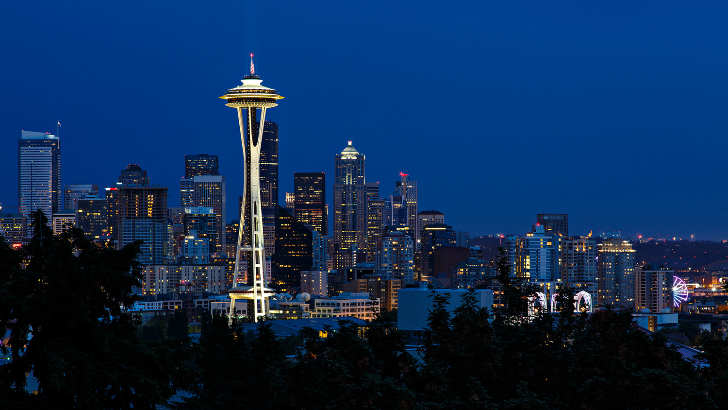 Seattle by Rick Pappas