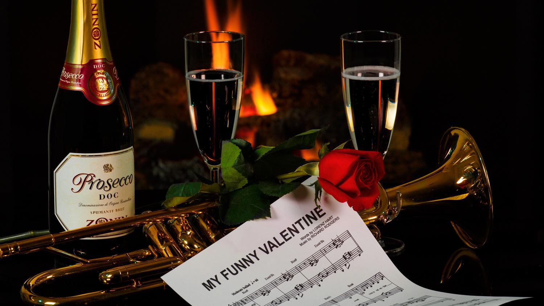My Funny Valentine by Rick Pappas