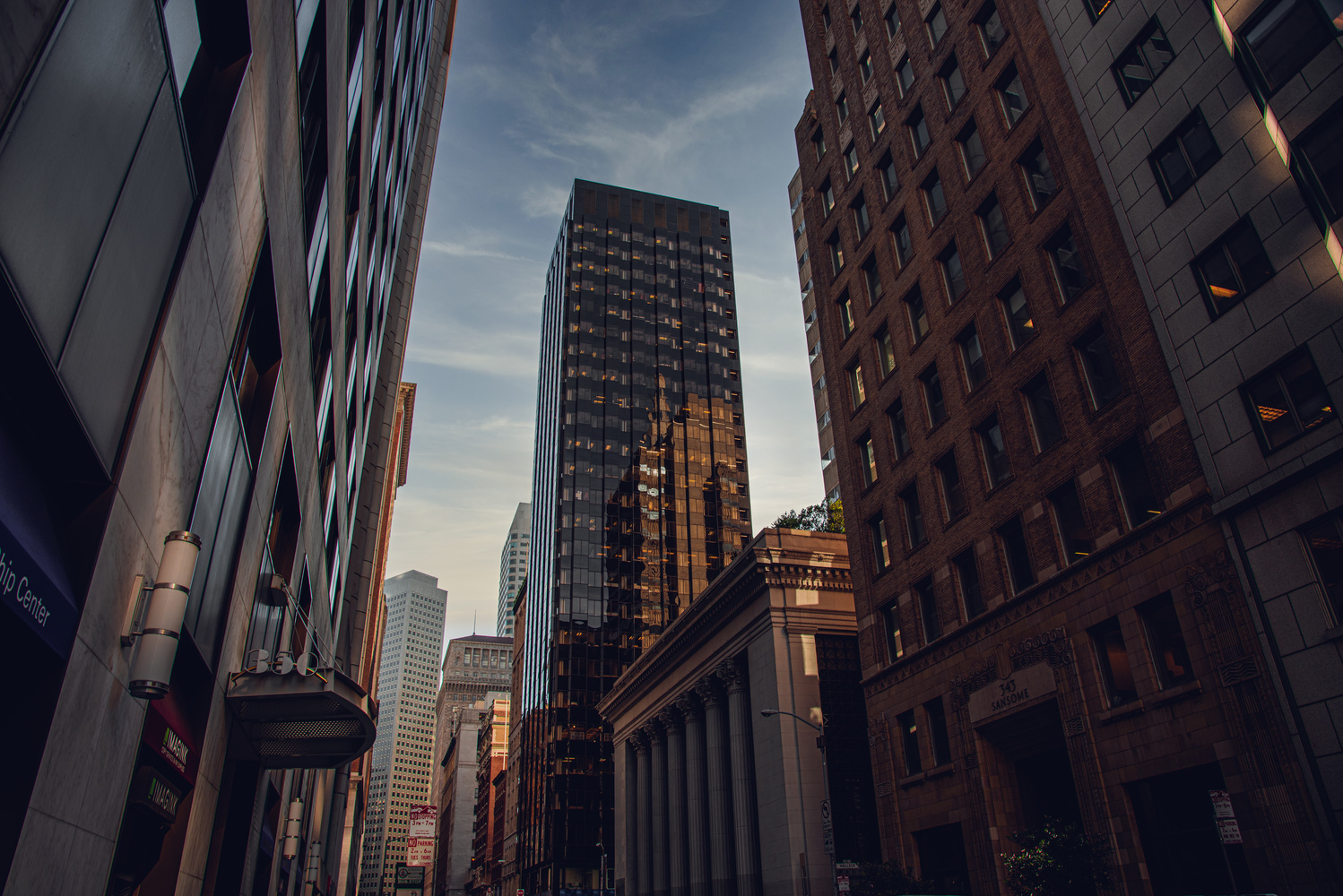 Moody Cityscapes by Ryan Pensotes