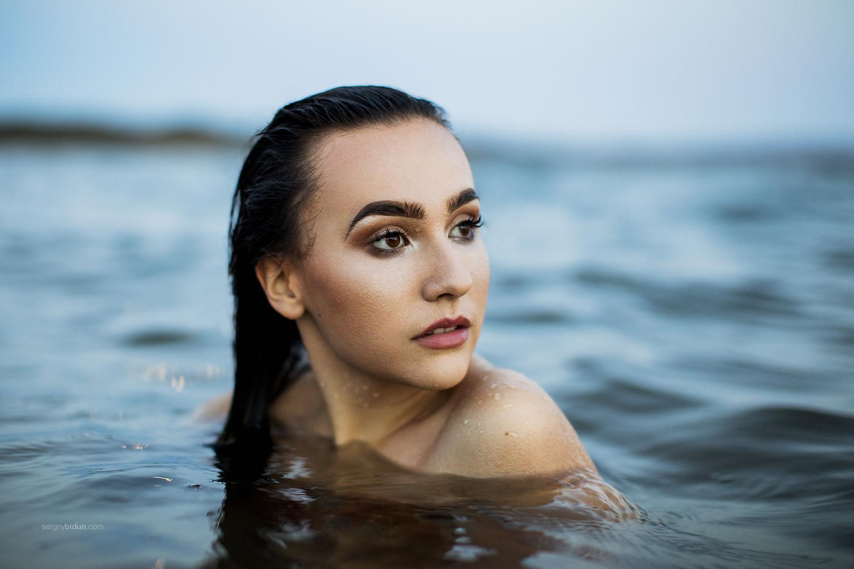 Mermaid by Sergey Bidun