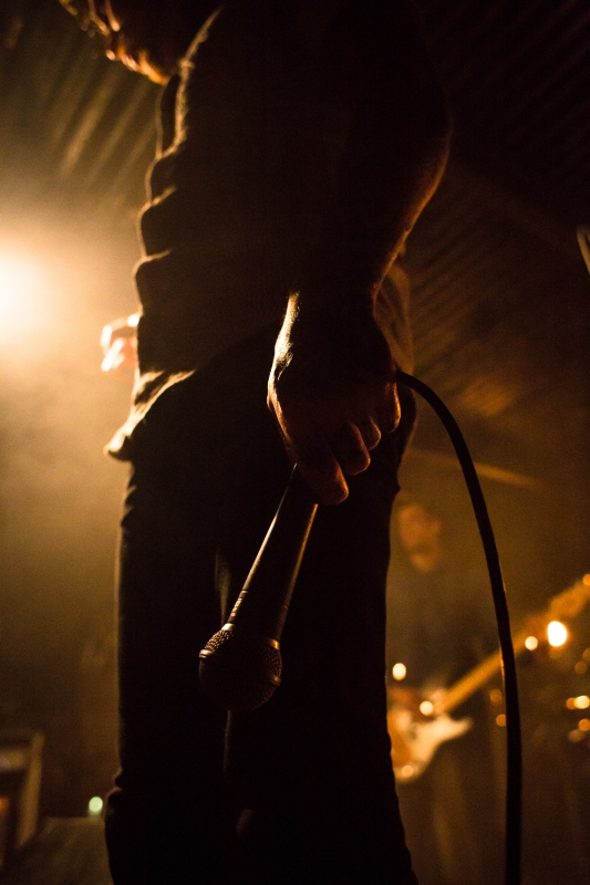 Mike's Mic by Cody Edger