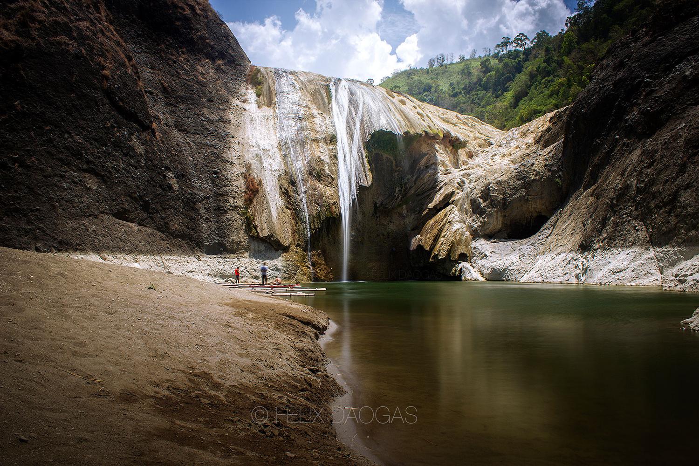 Pinsal Falls by Felix Daogas