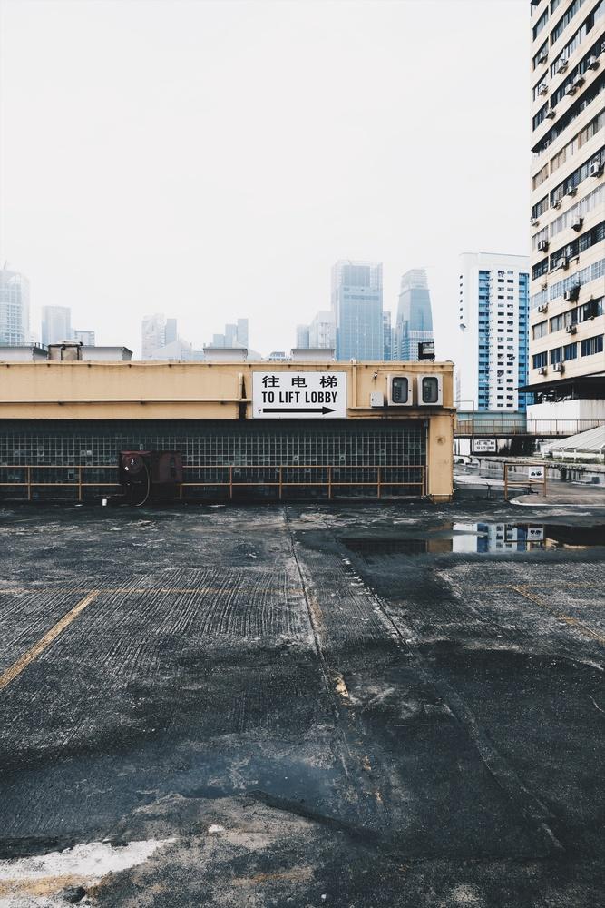 People's Park Complex Singapore by Luca Massimilian