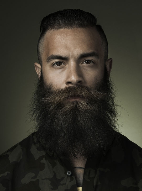 Beard for thought by Stevie Chris