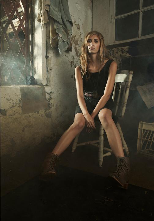 Sierra Rocco - MMA Model Agency by Stevie Chris