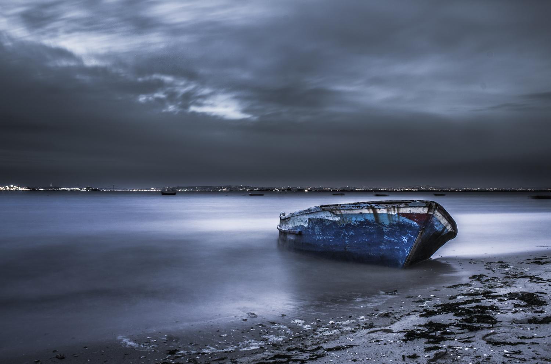 Left Alone by Daniel Boavida