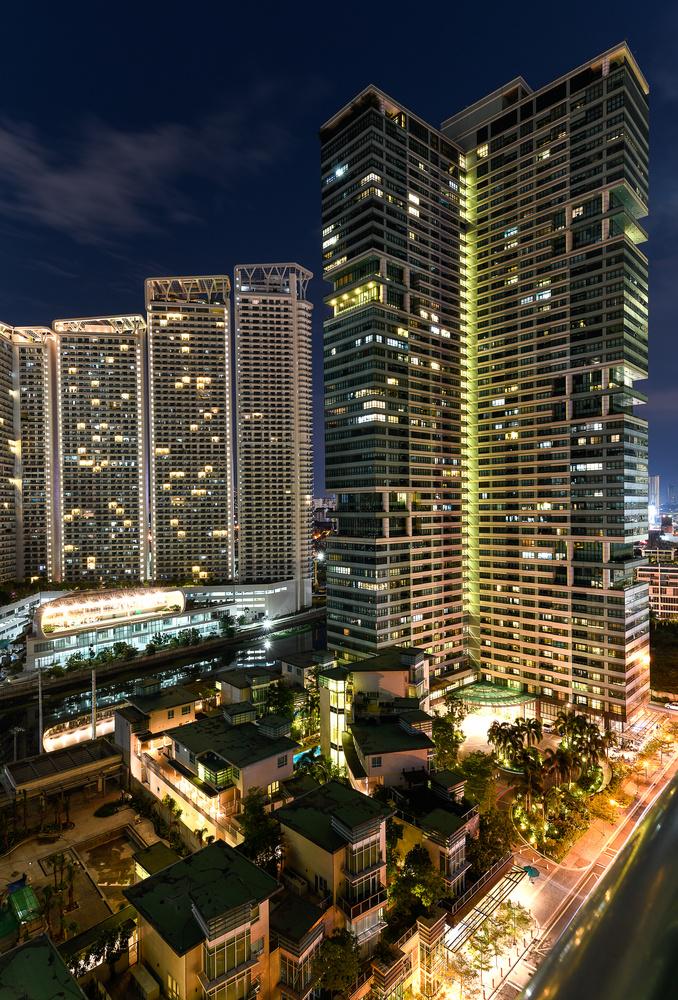 Manila, Philippines by Andrew Leman