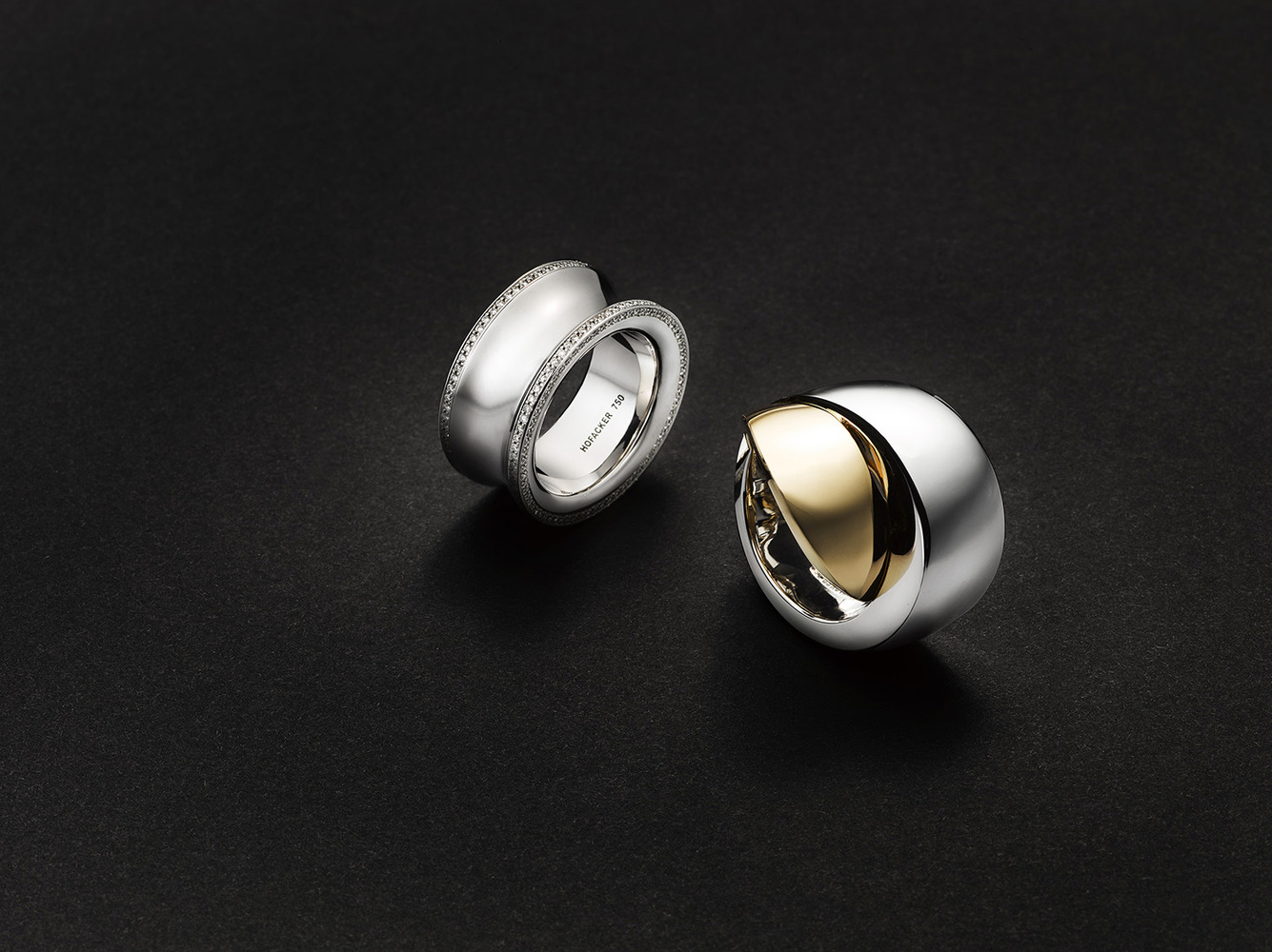 Rings by Nils Wilbert
