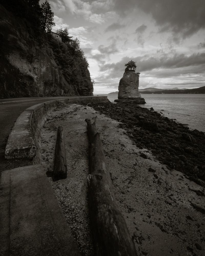Siwash Rock by Matthew Roberge