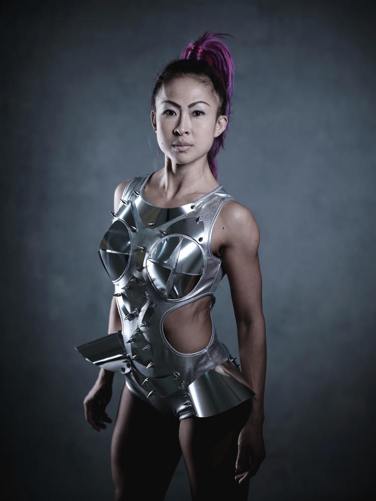 Fitness Princess by ivan joshua loh