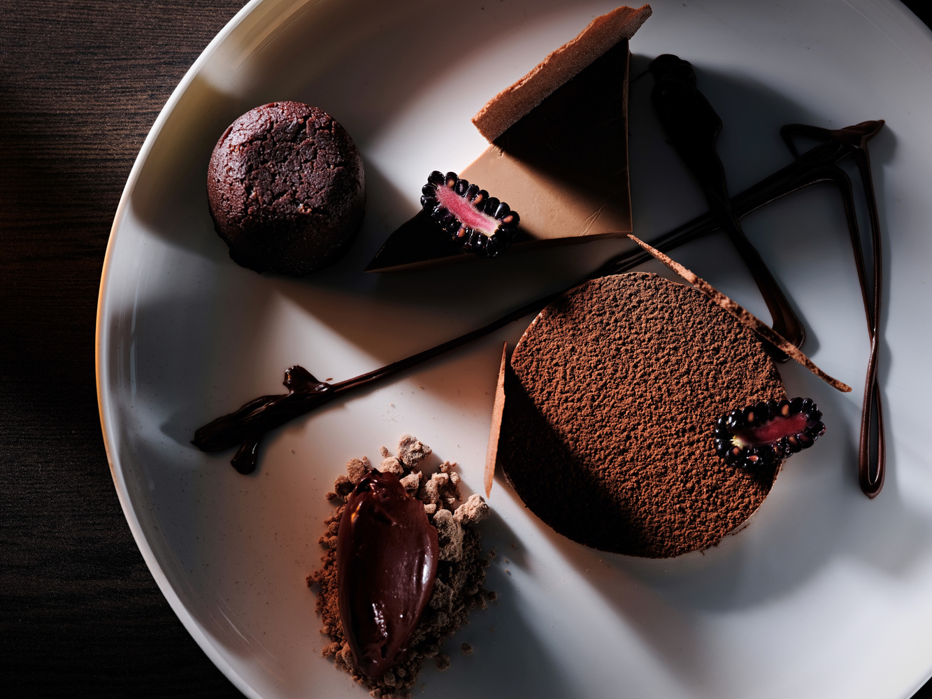 Chocolate Overload. by ivan joshua loh