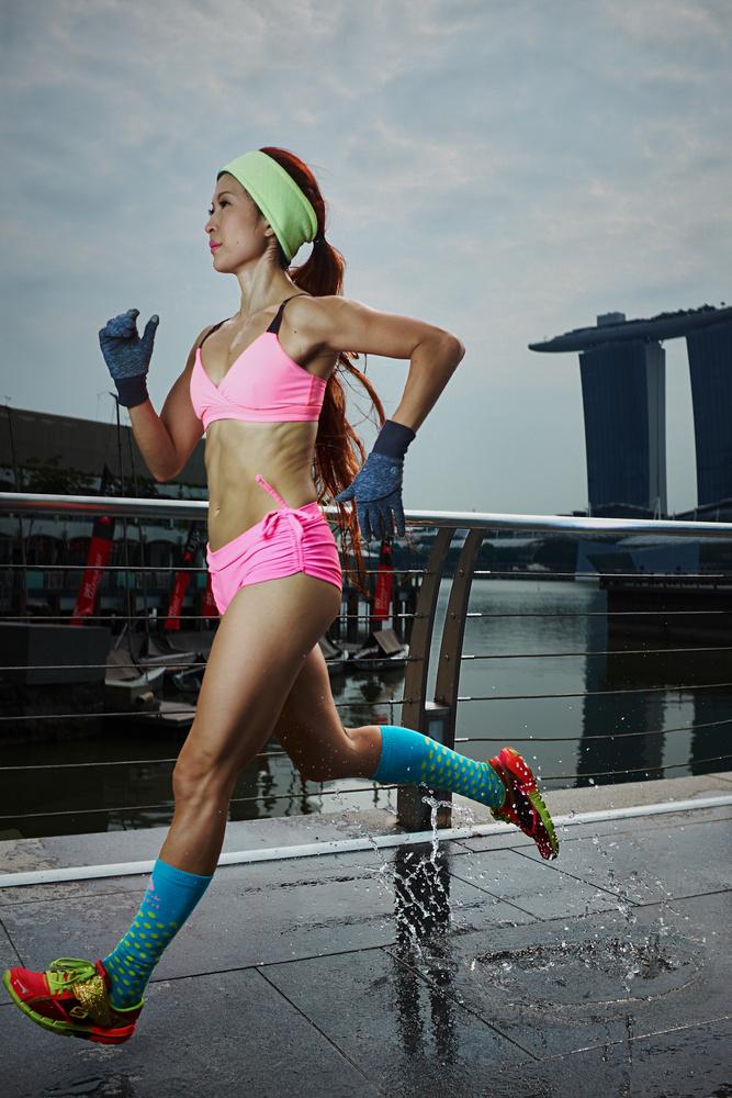 Keep running by ivan joshua loh