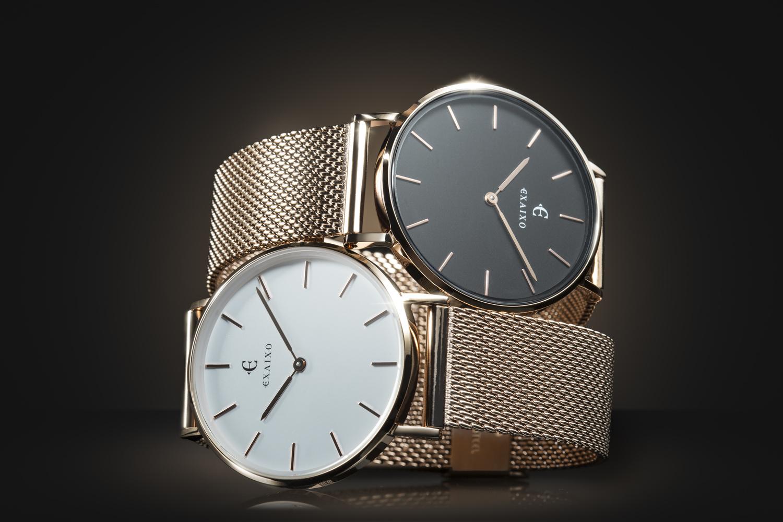 Exaixo watches by MAURICIO DE OLIVEIRA