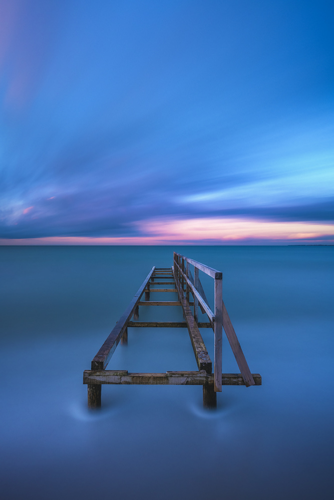 11' of Baltic Sea by Jean Claude Castor