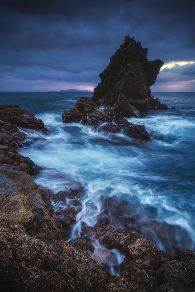 Madeira - Santa Cruz by Jean Claude Castor