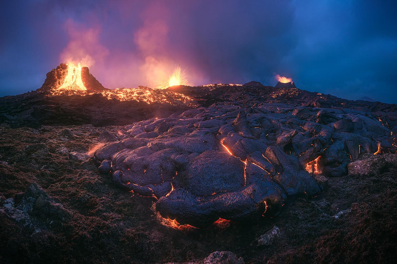 Iceland - Geldingadalur by Jean Claude Castor
