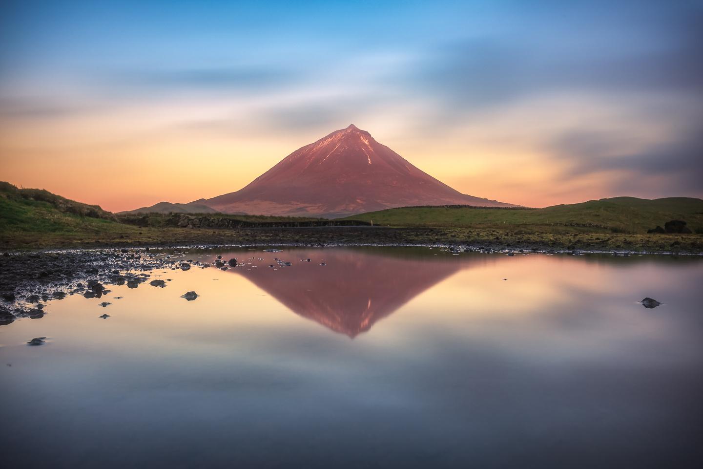 Azores - Pico Sunrise by Jean Claude Castor