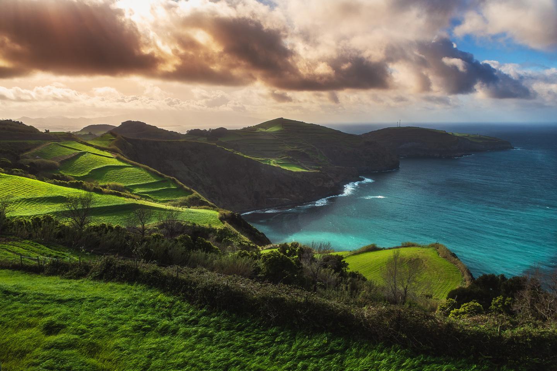 Azores - Miradouro De Santa Iria by Jean Claude Castor