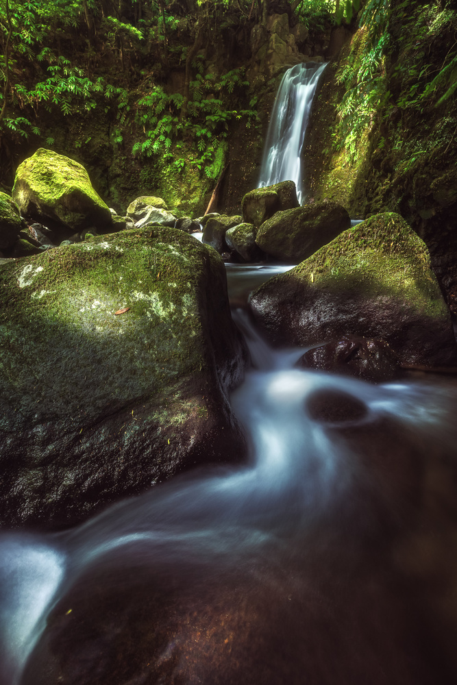 Azores - Salto do Prego on Sao Miguel by Jean Claude Castor
