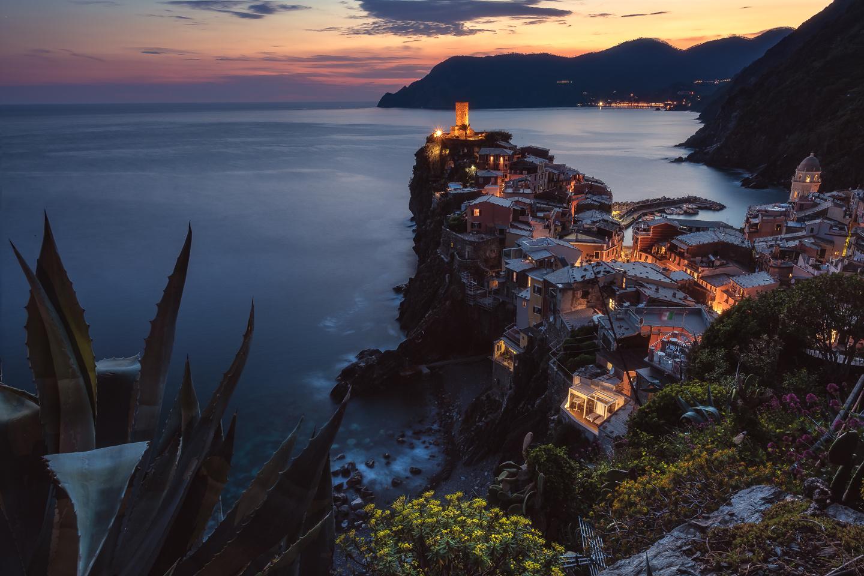 Cinque Terre - Vernazza by Jean Claude Castor