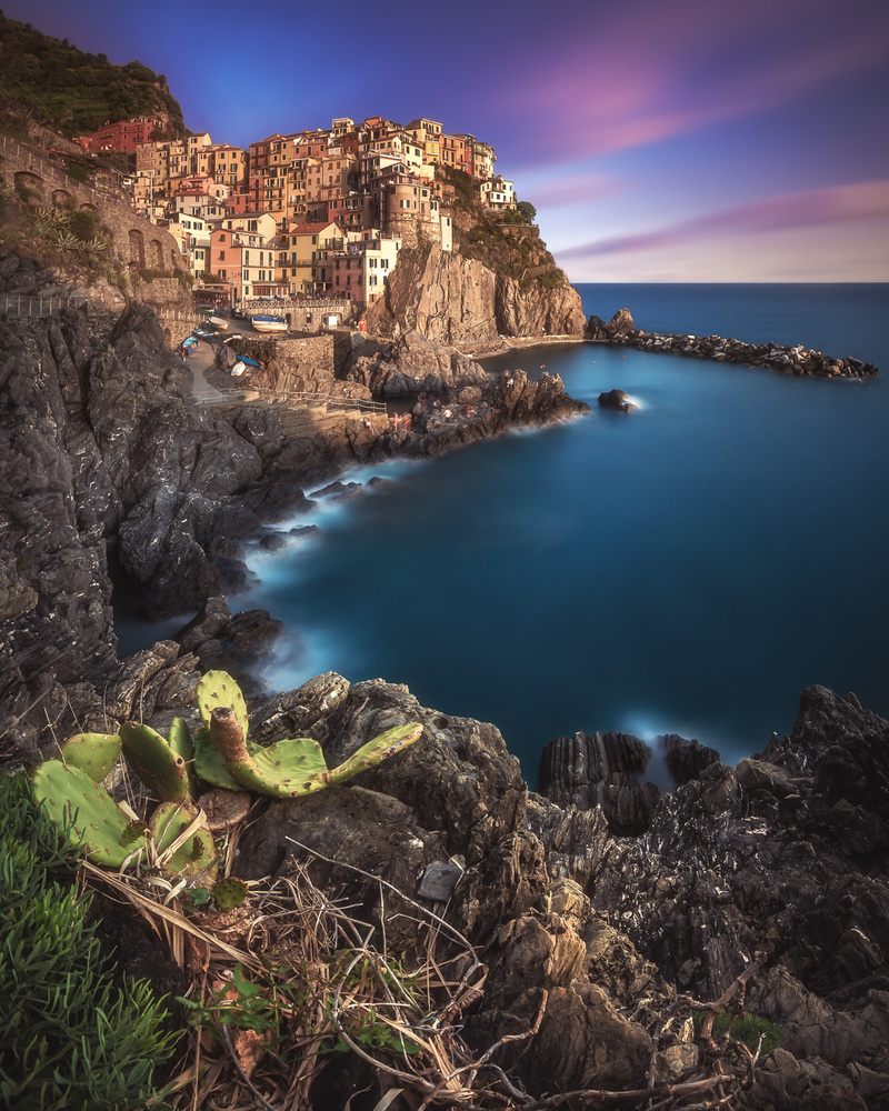 Magical Manarola by Jean Claude Castor