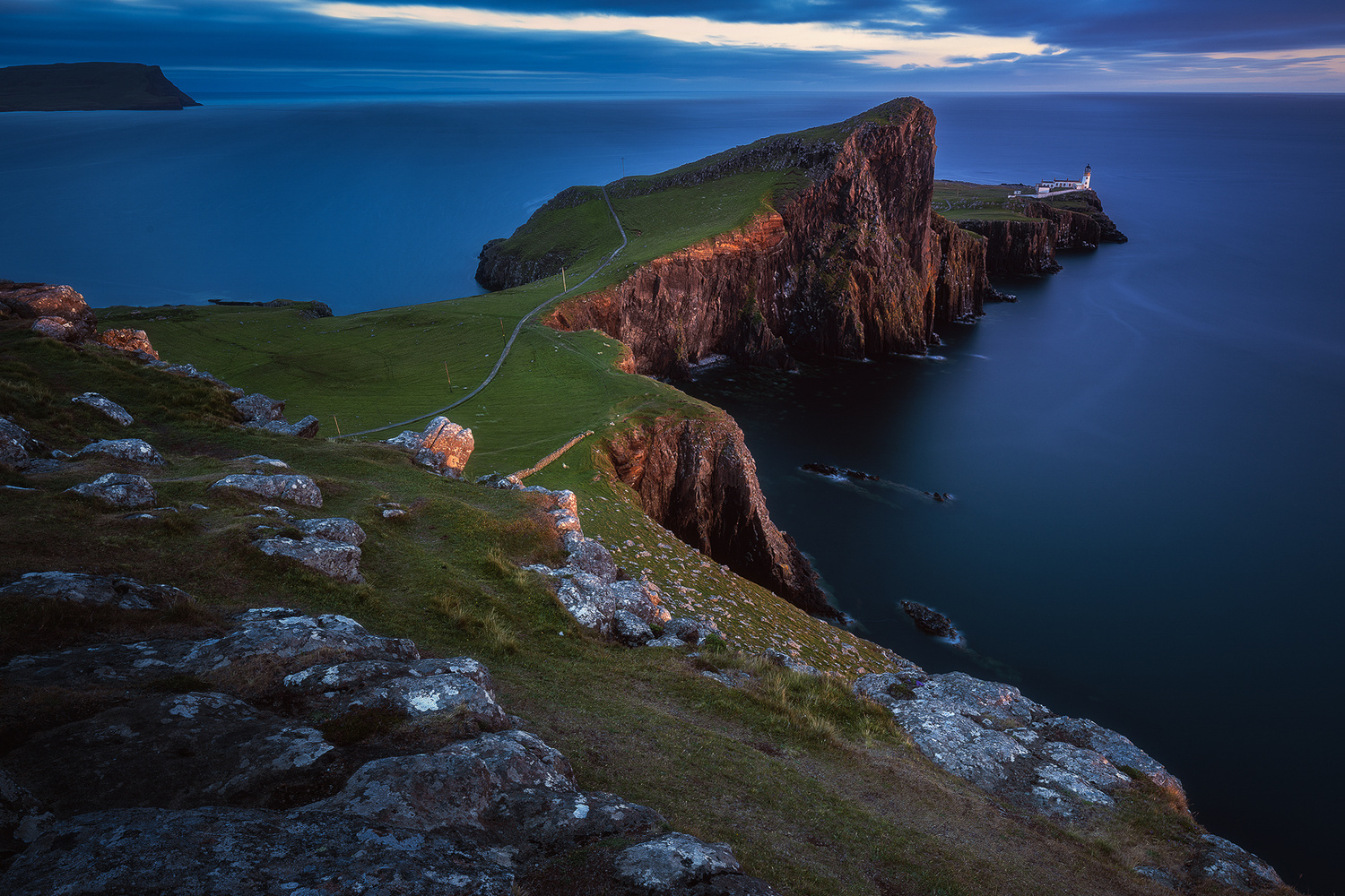 Scotland - Neist point Classic by Jean Claude Castor