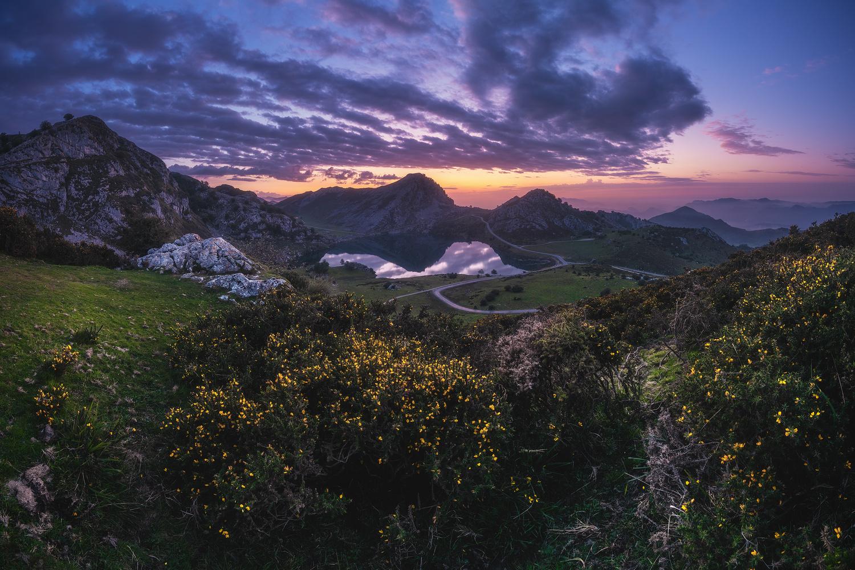 Spain - Picos de Europa by Jean Claude Castor