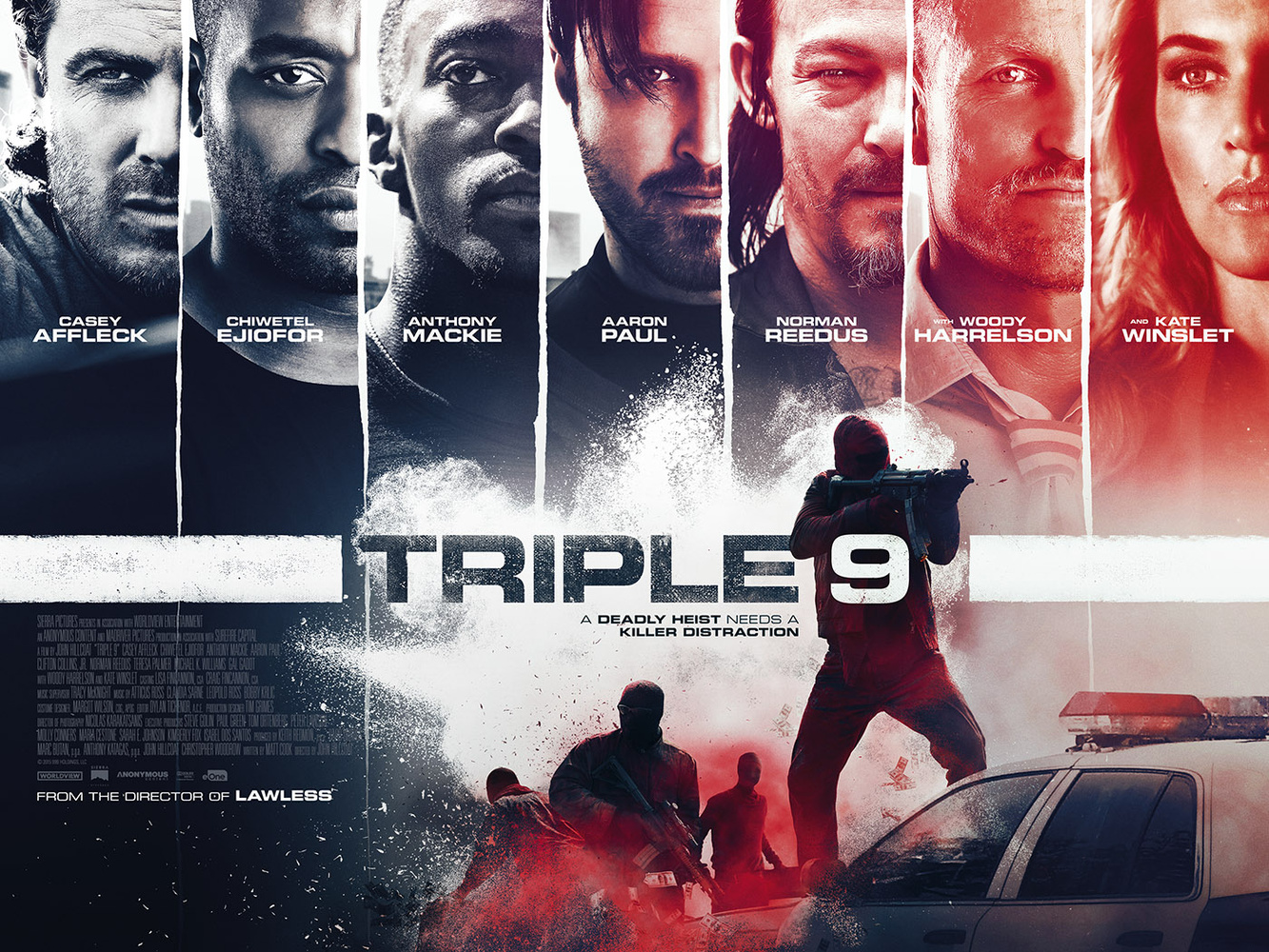 Triple 9 by Kristina Stankeviciute-Polezajeva