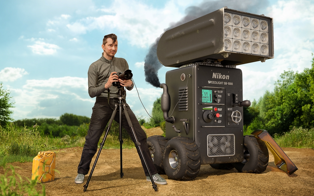 Nikon SB-1000 by ATOR Photo