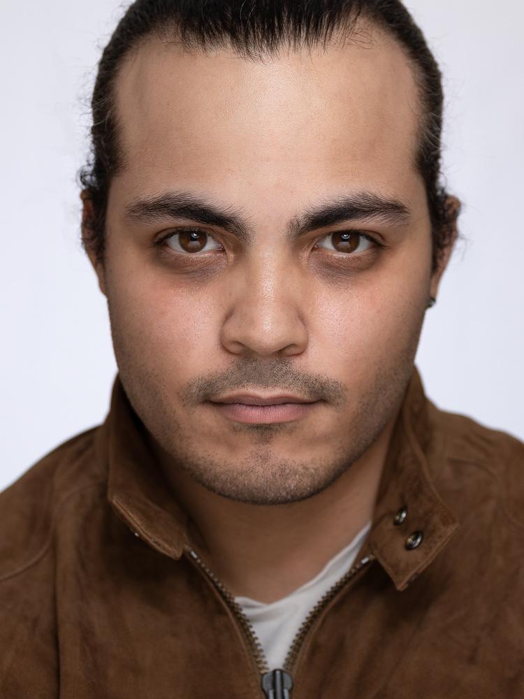 Self Portrait 2021 by Dom Garforth