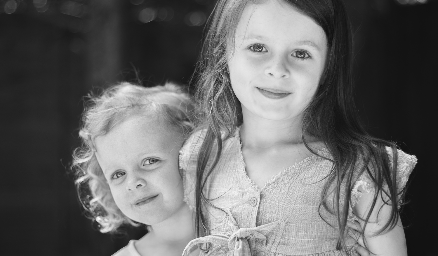 Sisters by Dominic Garforth