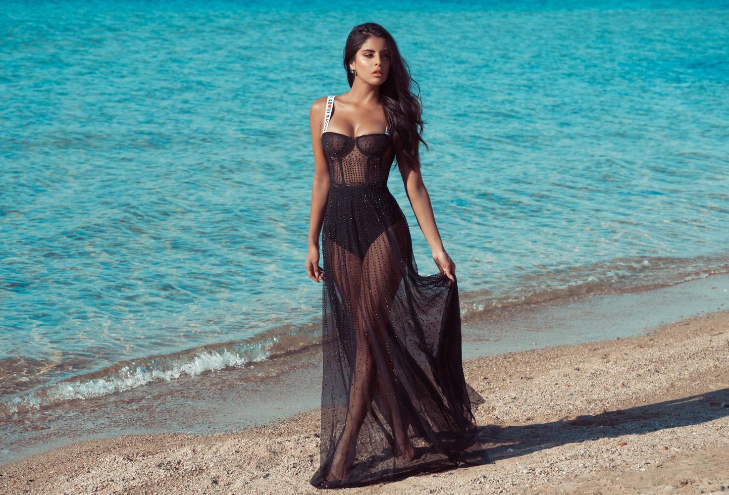 Saint Tropez Fashion Campaign | Diana Tupilus by Diana Tupilus