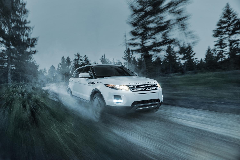Range Rover Evoque by Marek Dziekonski