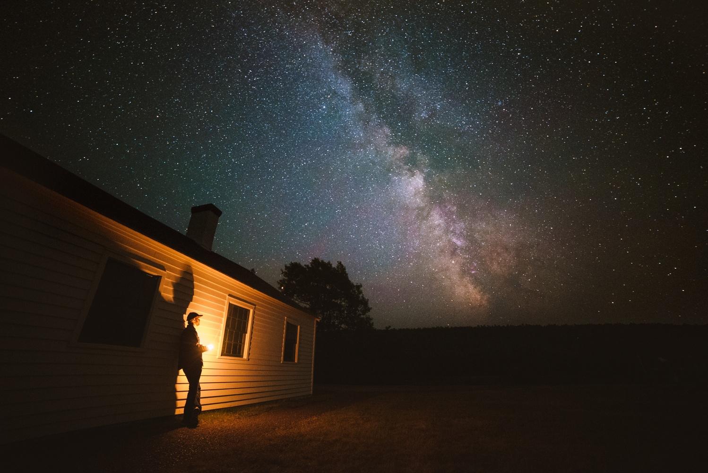 Star Gaze by John Berry