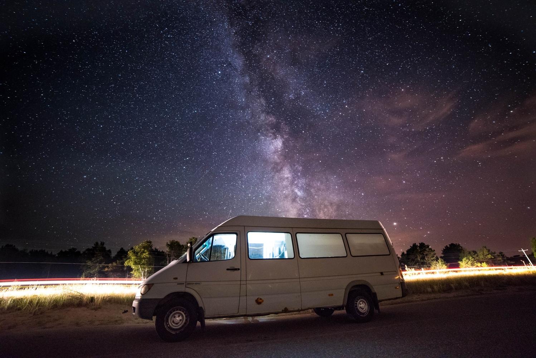 Space Van by John Berry
