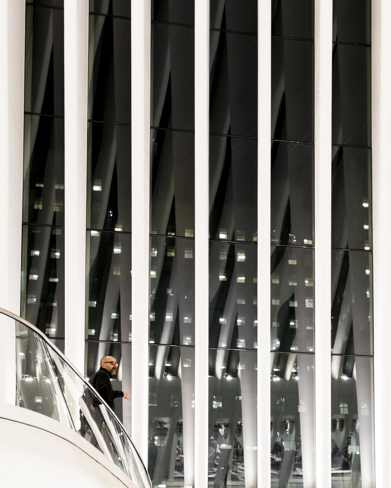 WTC Oculus by Tom Minieri