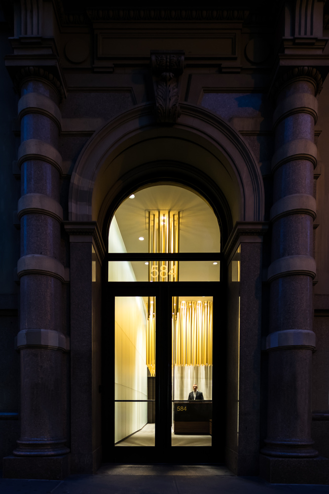 Lobby by Tom Minieri