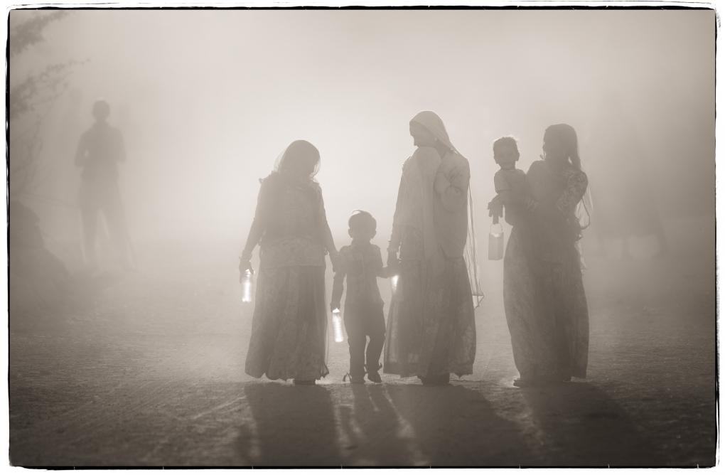 Chendelao, Rajasthan by Nick Rains