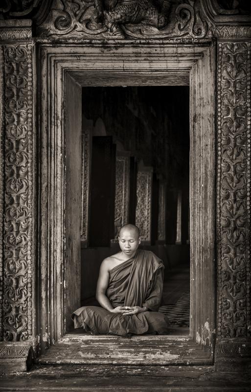 Siem Reap, Cambodia by Nick Rains