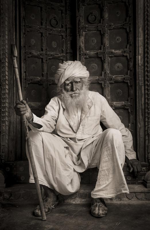 Chandelao, Rajasthan. by Nick Rains