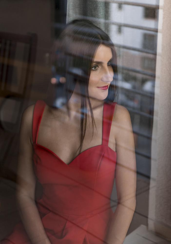 through the glass by krzysztof skubij