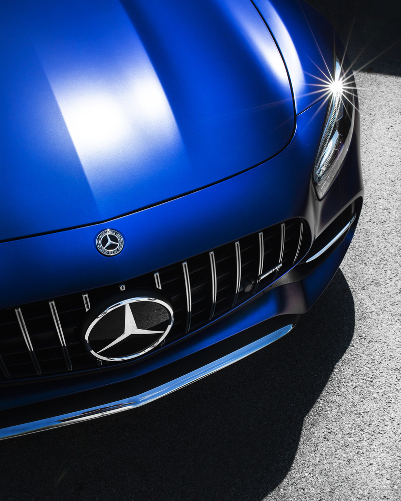 2020 AMG GT C by Chris Petry