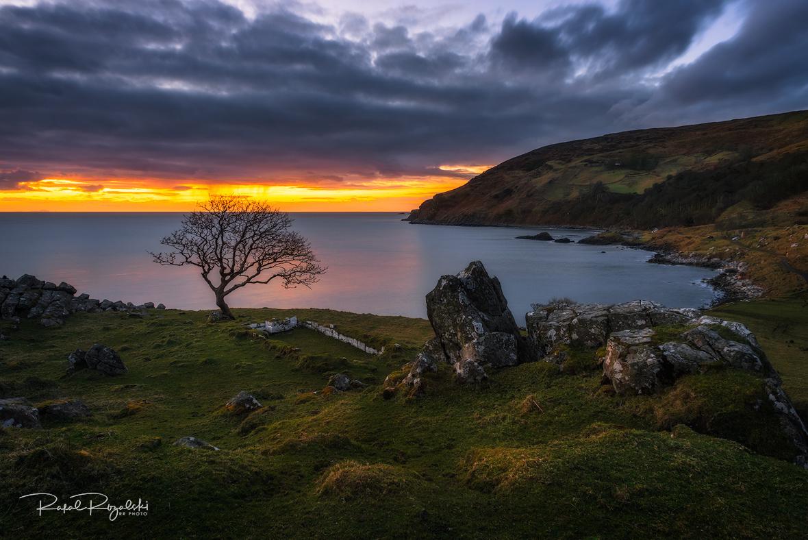 Murlough Bay - Northern Ireland by Rafal Rozalski