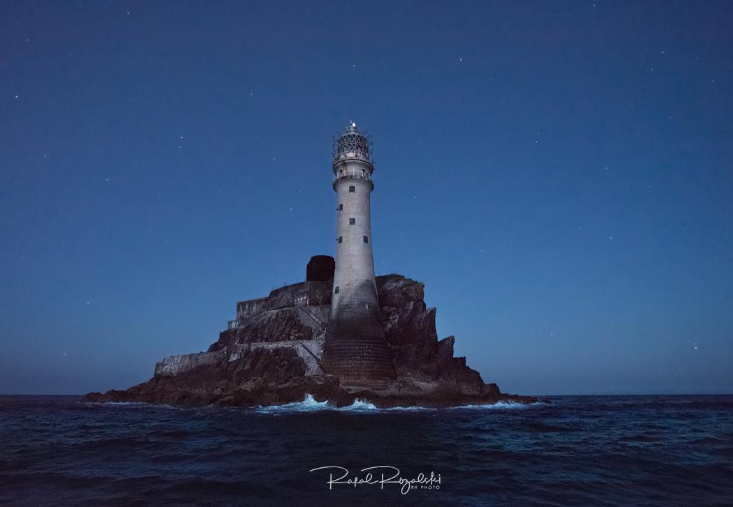 The Fastnet Rock Lighthouse - Ireland  by Rafal Rozalski