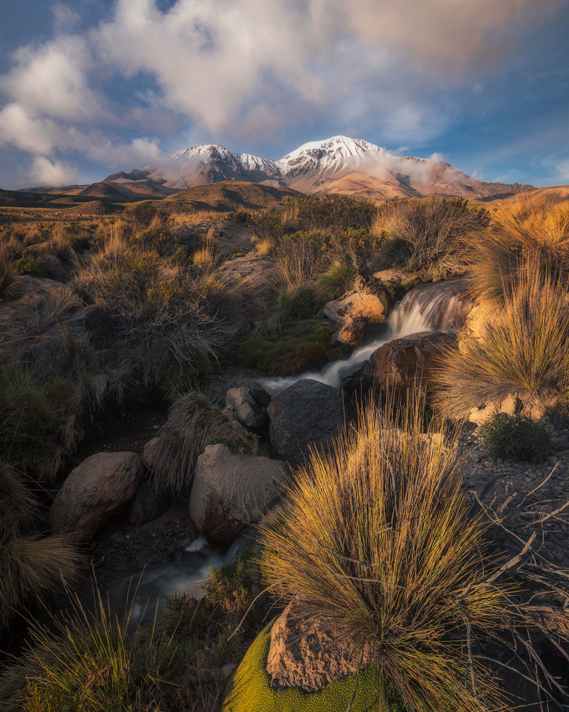 Hiiden in the highlands by Andres Puiggros