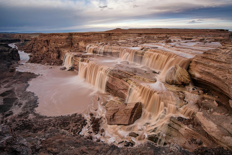 Grand Falls by Jake Pineda