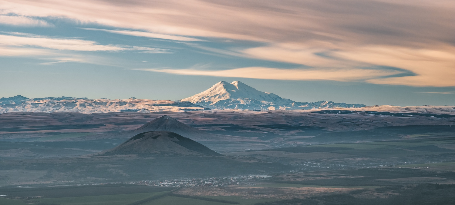 Elbrus by andrew audley
