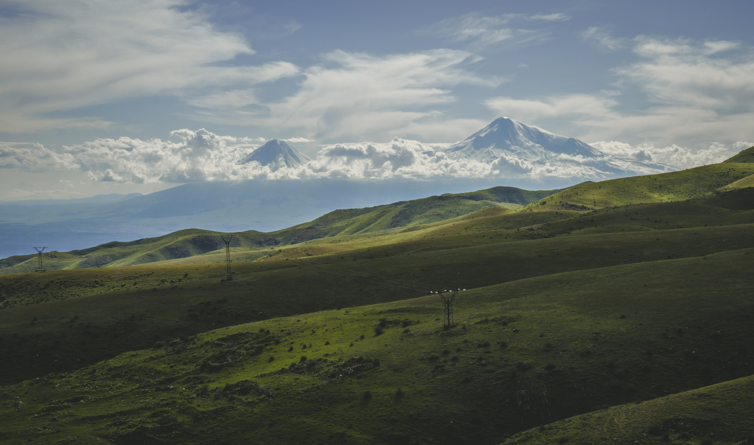Ararat by andrew audley