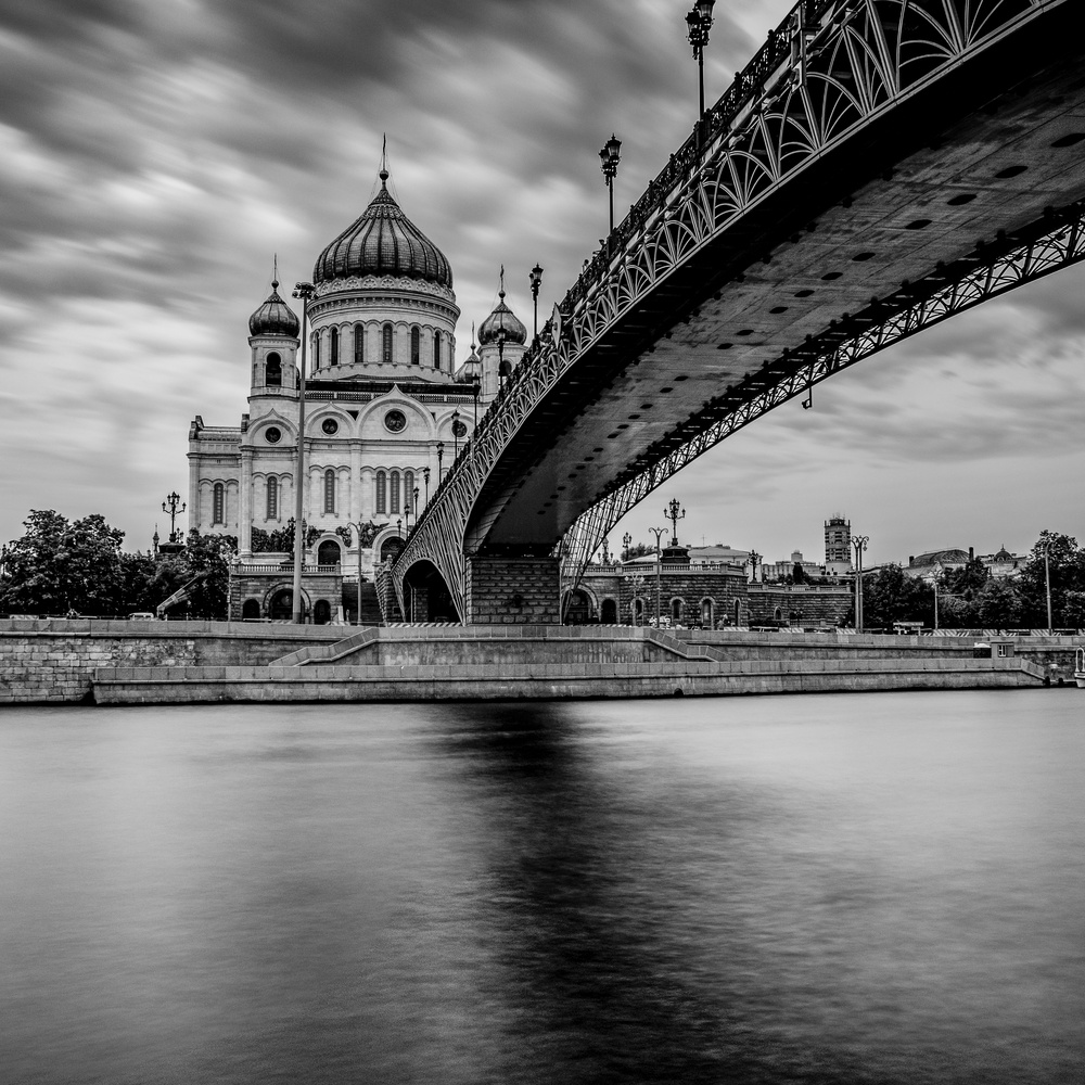 Church of Christ the Saviour by andrew audley
